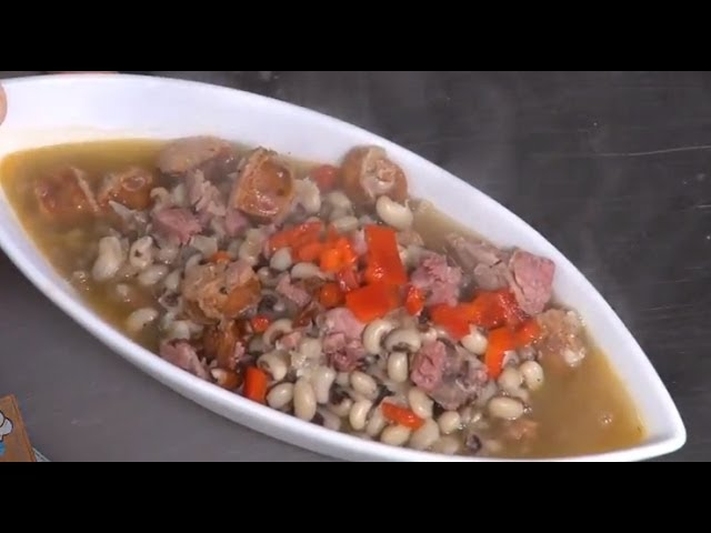How to Cook Black Eyed Peas