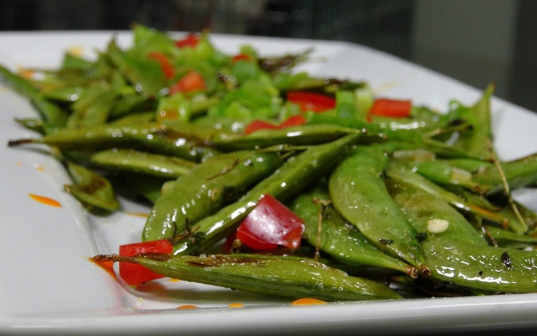 How to Cook Snap Peas