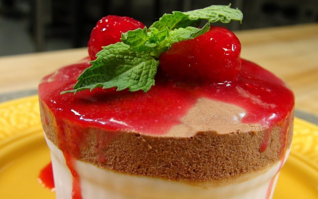 How to Make Frozen Chocolate Souffles
