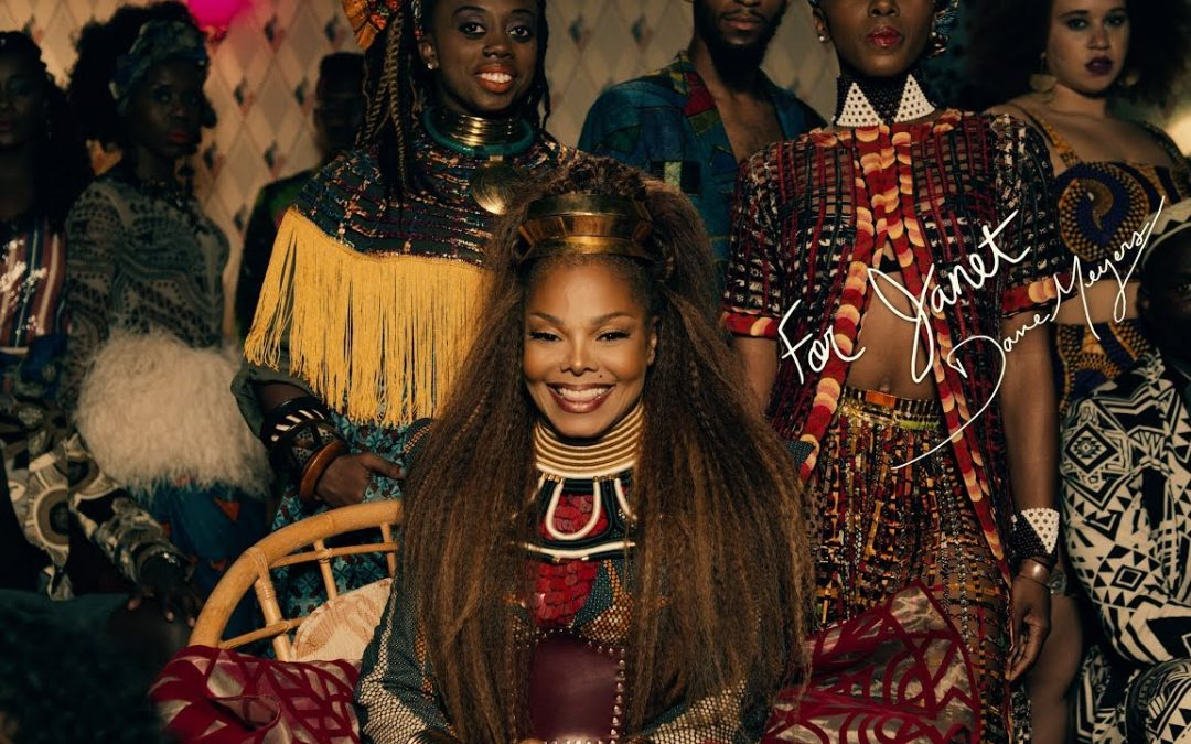 Janet Jackson x Daddy Yankee – Made For Now [Official Video]