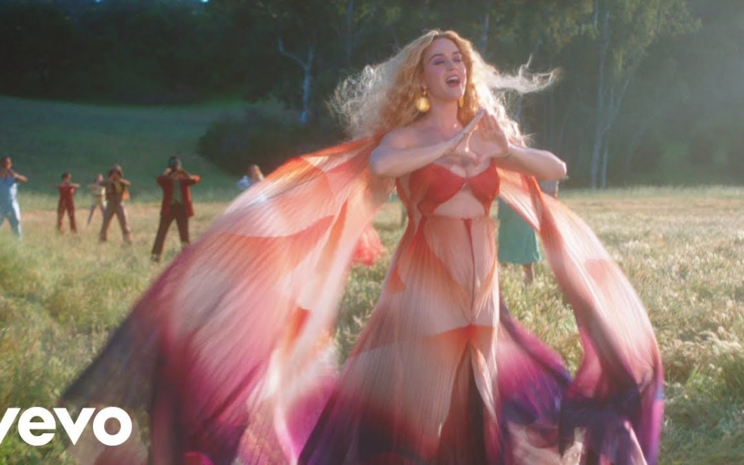 Katy Perry – Never Really Over (Official)