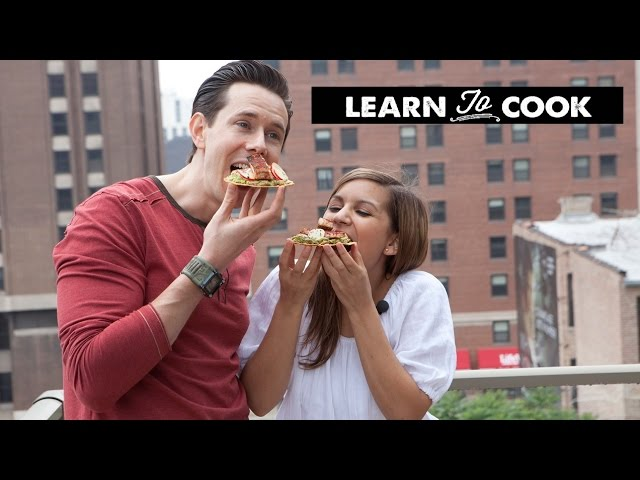 Learn To Cook Grilled Fish Tostadas