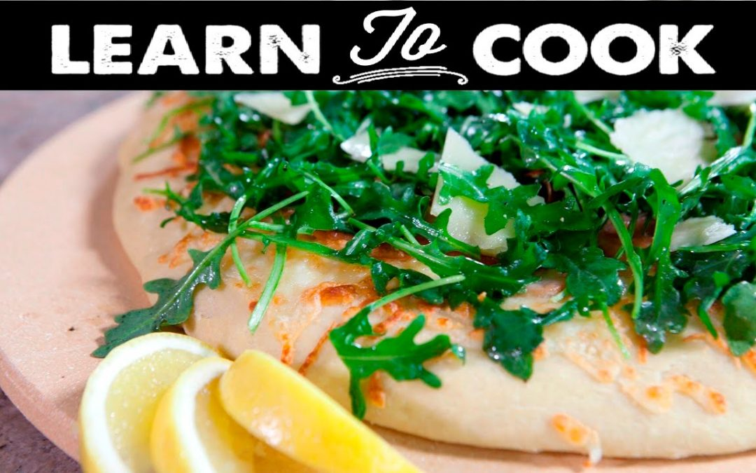 Learn To Cook: How To Make Prosciutto and Arugula Pizza