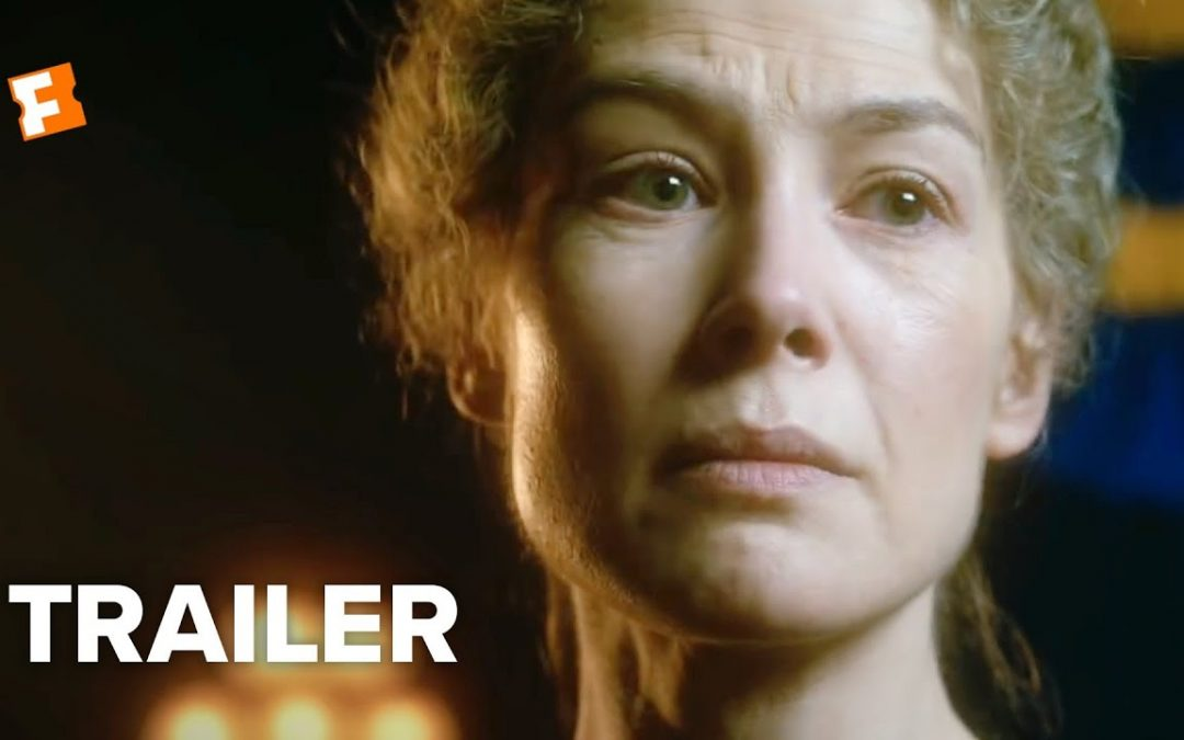 Radioactive Teaser Trailer #1 (2020) | Movieclips Trailers