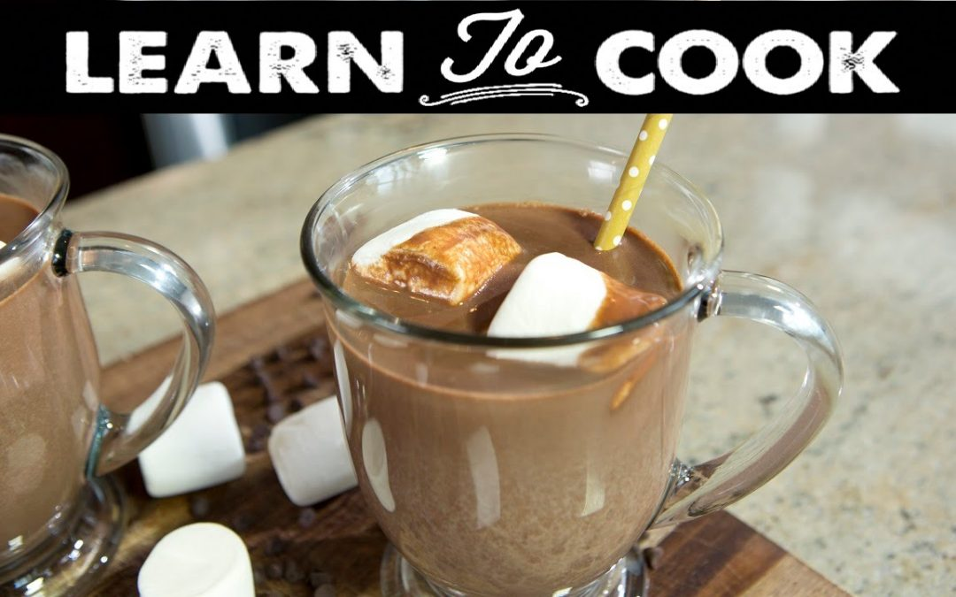 Learn To Cook: How To Make Boozy Hot Chocolate