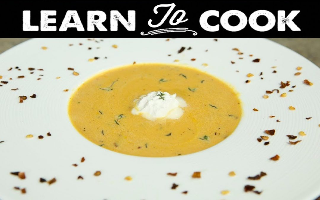 Learn To Cook: How To Make Pumpkin Soup