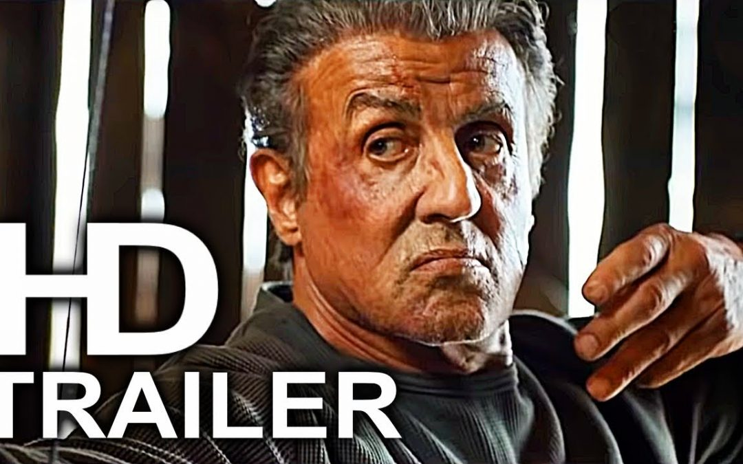 RAMBO 5 LAST BLOOD Trailer #3 NEW (2019) Sylvester Stallone Action Movie HD