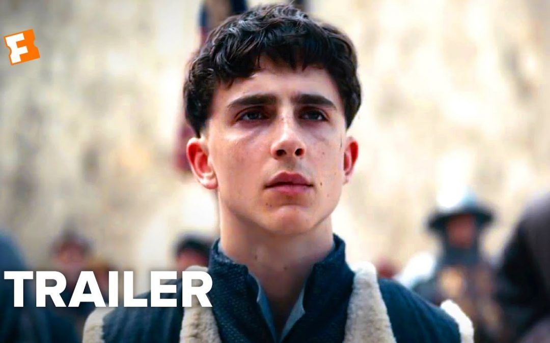 The King Trailer #1 (2019) | Movieclips Trailers